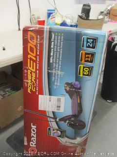 Razor Electric Hub Motor Scooter
