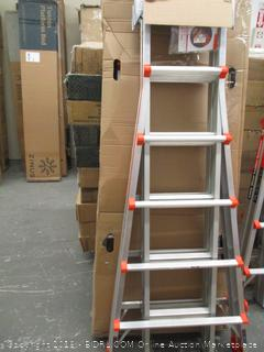 Little Giant Ladder Systems 12026-801 Revolution M26 with Ratcheting Levelers (Retail: $538.99)