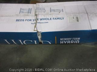 Memory Foam Hybrid Mattress
