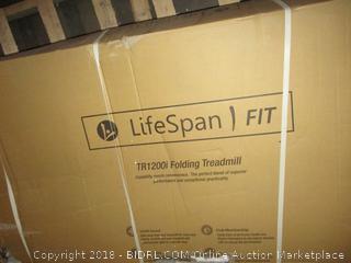 TRI200i Folding Treadmill