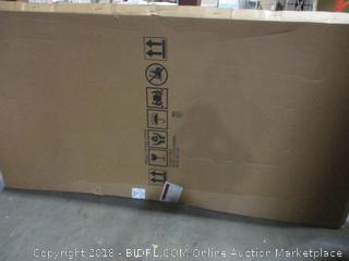 Mead Corkboard, Framed Bulletin Board, 8' x 4', Cork Board, Oak Finish Frame (85369) (Retail $281.00)