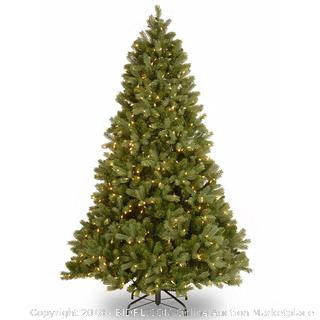 National Tree 7.5 ft. Downswept Douglas Tree with Clear Lights (Retail $499.00)