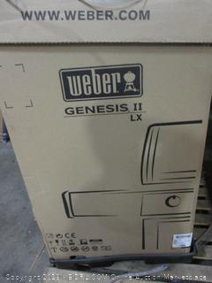 Weber Genesis II Grill