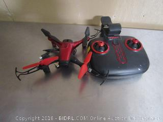 Red RC Drone