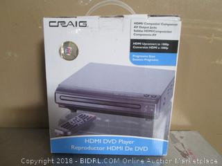 Craig HDMI DVD Player
