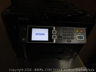 Epson Printer (Scanner probably doesn't work)