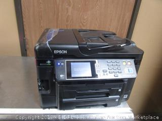 Epson WF-3640 Printer (powers on)