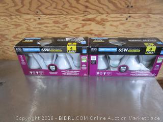 R30 65W Reflector Light Bulbs