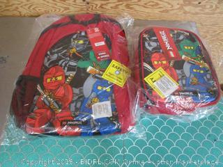 Ninjago Team Kit