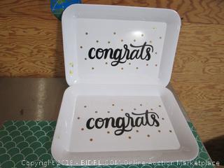 Congrats Platters