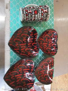 Valentines Mug and Items
