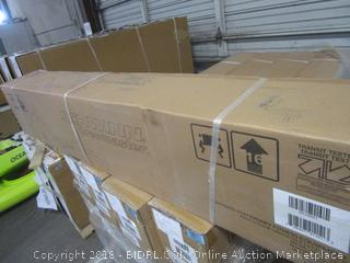Schwinn -Crewmaster Rower Box 2 of 2 Only/ Sealed Package Damage/ Incomplete Set