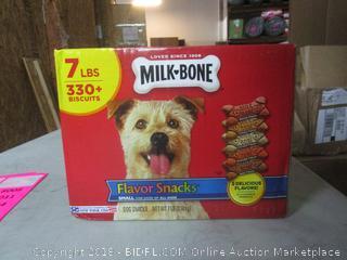 Milkbone flavor dog treats
