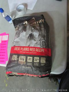 great plains red recipe adult dog food