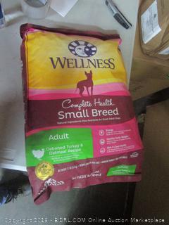 wellness small breed adult dog food