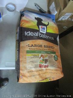 ideal balance large breed adult dog food