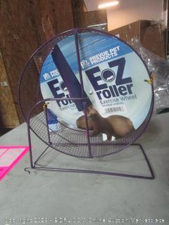 EZ roller small animals exercise wheel