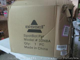 Bissell SpotBot Pet vacuum