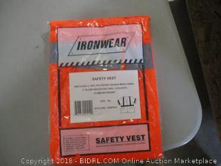Safety Vest Size 3XL