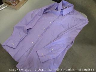 Button Up Size 16 1/2 32/33  (Please Preview)