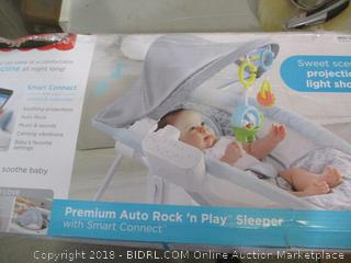 Fisher Price Auto Rock 'n Play Sleeper