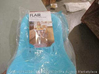Flair Seat Pad + Tray Liner