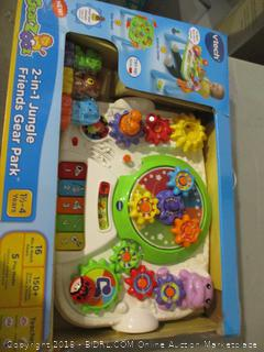 Vtech 2-in-1 Jungle Friends Gear Park