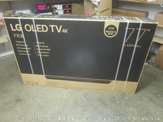 """LG OLED TV 4K 77"""""""