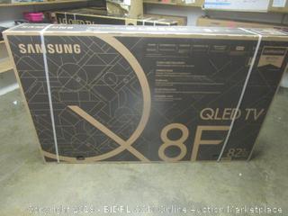 "Samsung QLED TV 82"""