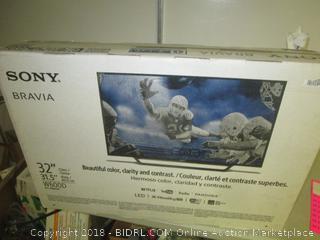 """Sony Bravia 32"""" W600D TV"""
