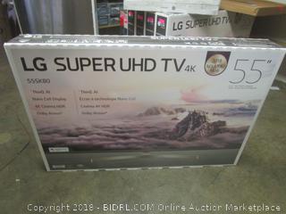 """LG Super UHD 55"""" TV 4K 55SK80"""