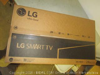 """LG 24"""" SmartTV"""