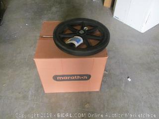 marathon flat free cart tires