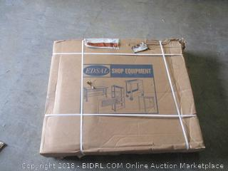 EDSAL sandusky shelving unit