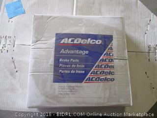 ACDelco advantage brake parts