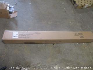 Zinus 12 in deluxe wood platform bed