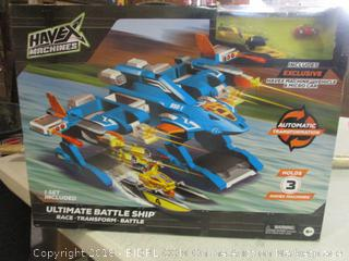 Havex machines ultimate battleship