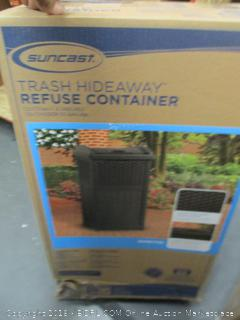 Trash Hideaway Refuse Container