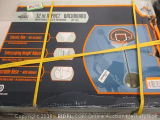 Impact Baskeyball Backboard