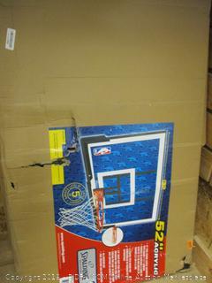 """Basketball Backboard 52"""""""