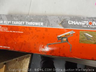High Fly Target Thrower