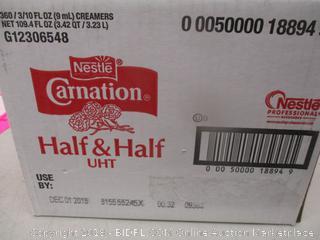 Carnation Half & Half Milk