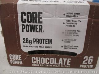 Core Power Protein Shake