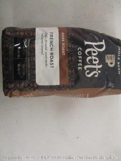 Peets Ground Coffee