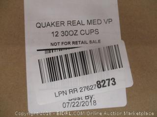 Quaker Oatmeal Real Medleys Cups