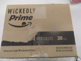 Wickedly Prime Pea Crisps