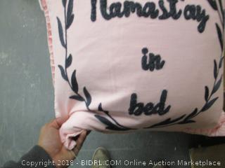 Urban Loft Throw Pillow