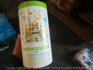 Baby ganics Surface Wipes