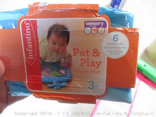 Pat & Play Water Mat