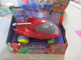 Rev-n-Rumbler Owl Glider